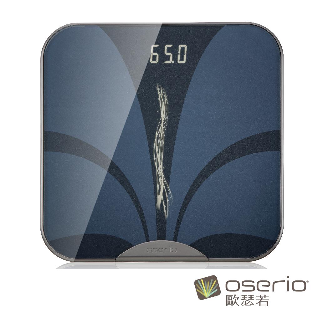 oserio歐瑟若 無線星光智慧體脂計 (星際藍FTG-315B)