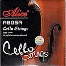 A805A 大提琴套弦~鋼芯鎳鉻合金纏弦