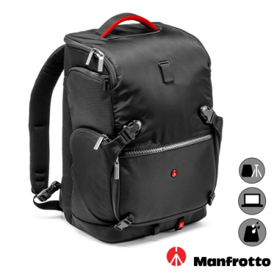 MANFROTTO 曼富圖 Advanced Tri Backpack L 進化版 專業級3合1斜肩後背相機包 (公司貨) MB MA-BP-TLCA
