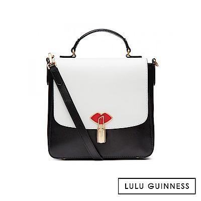 LULU GUINNESS ELEANOR 側背包 (黑)
