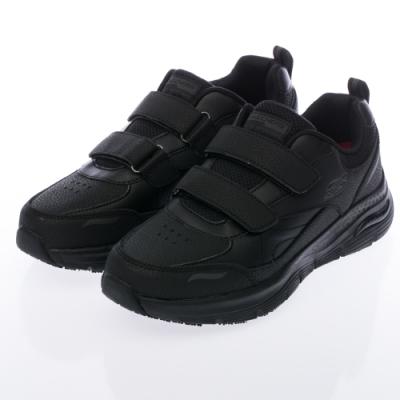 SKECHERS 男工作鞋系列 ARCH FIT SR - 200036BLK