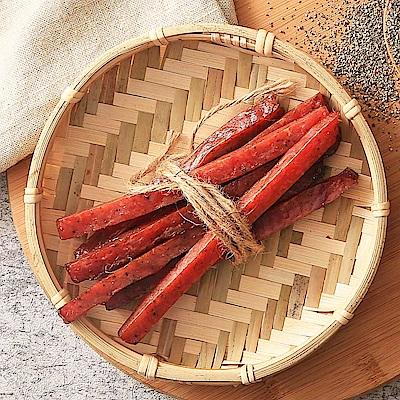新東陽 炙燒豬樂條-黑胡椒(165g)