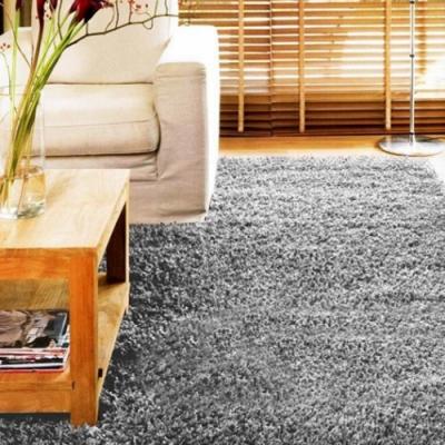 范登伯格 - 新艾菲爾 長毛地毯 - (灰 - 67 x 130cm)