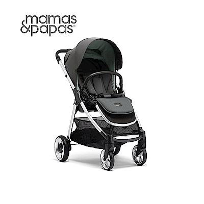 【Mamas & Papas】穿山甲雙向手推車XT2-溫布頓(灰綠)