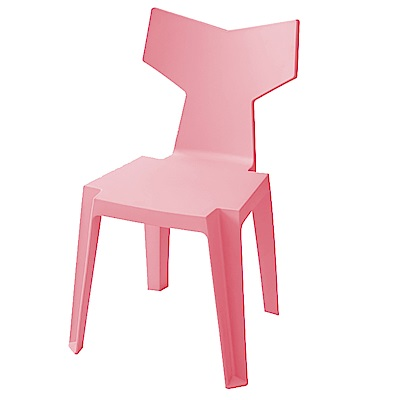 日居良品-4入美式風格造型餐椅-休閒椅-經典多種顏