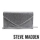 STEVE MADDEN-BSWIGG-水鑽派對兩用肩背包-銀色