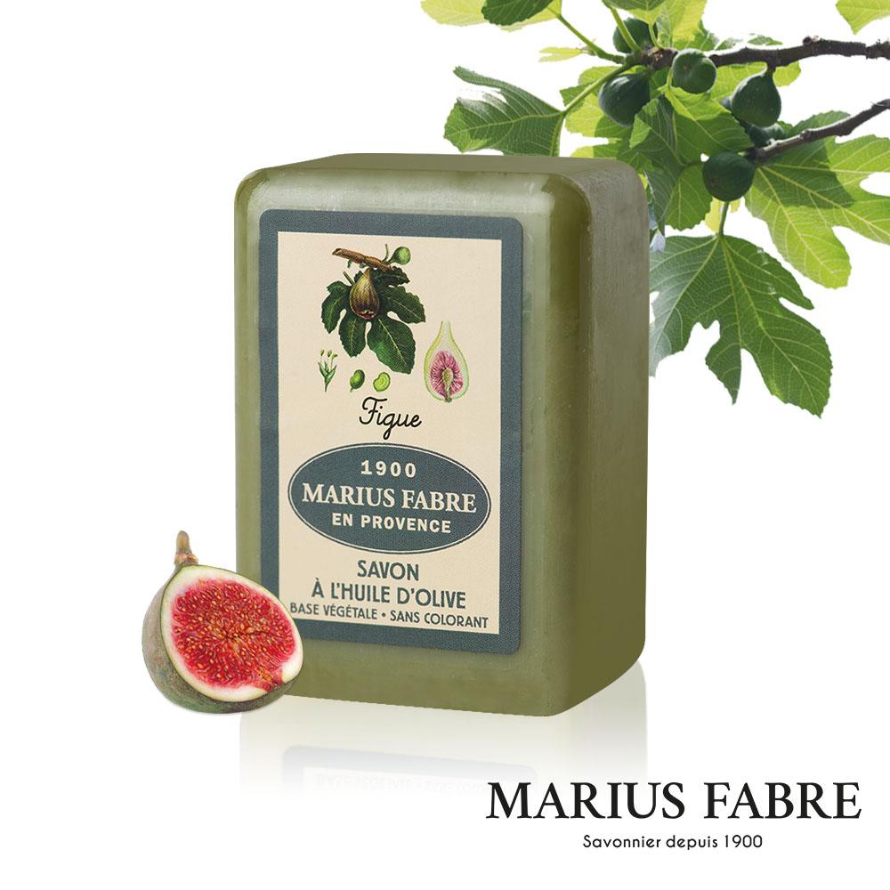 法國法鉑-天然草本無花果橄欖皂-250g/顆