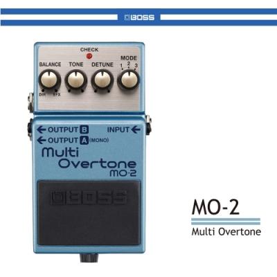 BOSS MO-2 失真效果器/贈導線/公司貨保固