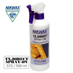 【NIKWAX】噴式防水布料撥水劑 572 (500ml)