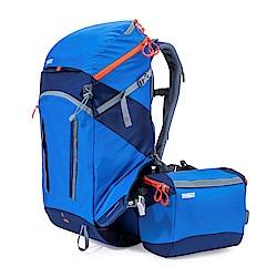 MindShiftGear 曼德士-180度戶外探險攝影背包 (全配)暮光藍/MS216A
