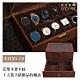 花梨木實木紋十入裝手錶飾收藏盒 (木H20-1R) product thumbnail 1