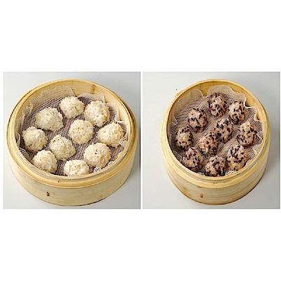 禎祥食品 鮮肉珍珠丸+紫米珍珠丸