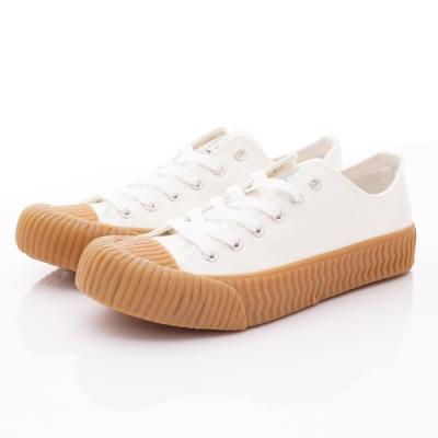 ARNOR-韓系餅乾鞋-NI3029奶油白(男段)