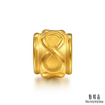 點睛品 Charme 永恆之約 黃金串珠