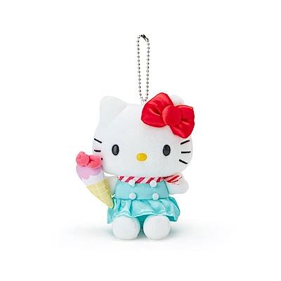 Sanrio SANRIO明星夏日假期系列造型玩偶吊鍊(KITTY)