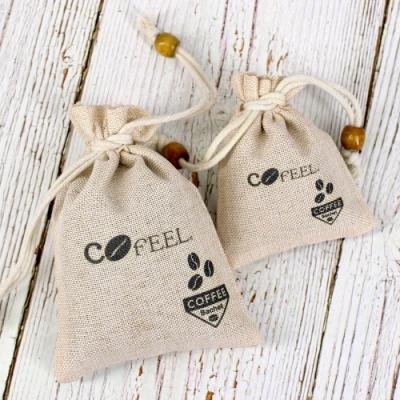 CoFeel 凱飛咖啡豆研磨香包20g/除臭包/除濕包(8包組)