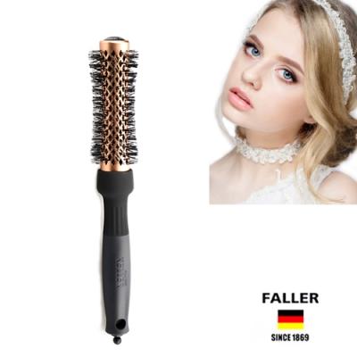 德國FALLER芙 陶瓷負離金屬抗靜電熱塑梳25MM (一入)