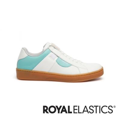 Royal Elastics Icon Dots 湖水綠真皮運動休閒鞋 (女) 92983-040