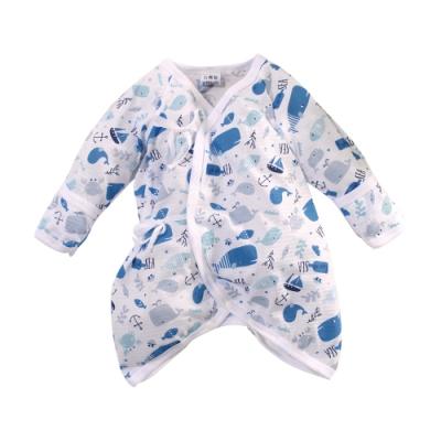 台灣製嬰兒薄款護手蝴蝶衣 k51304 魔法Baby