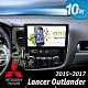 【奧斯卡 AceCar】SK-6 10吋 導航 安卓  專用 汽車音響 主機 (適用於三菱 Outlander 15年式後) product thumbnail 1