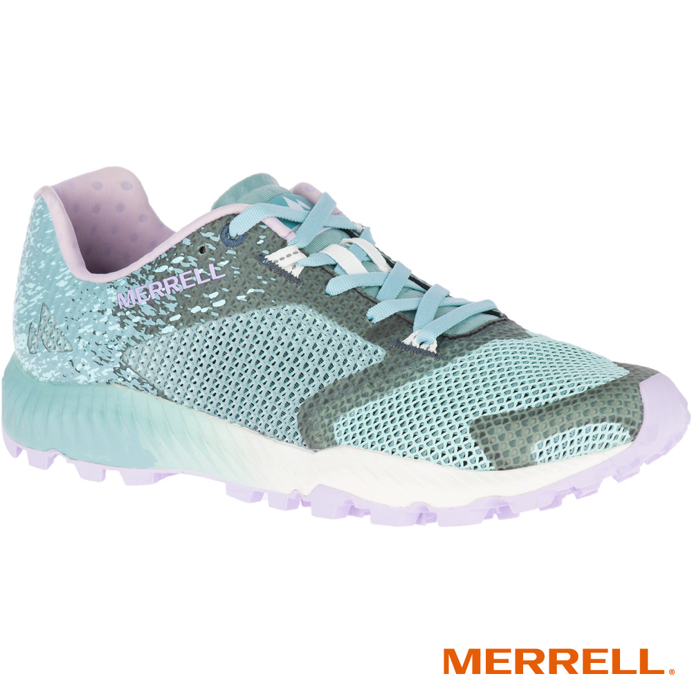 MERRELL ALLOUTCRUSH2 野跑女鞋-綠(77712)