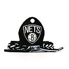 RASTACLAT NBA經典鞋帶手環 藍網隊