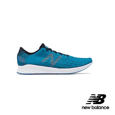 New Balance 輕量跑鞋_MZANPDO_男性_藍綠