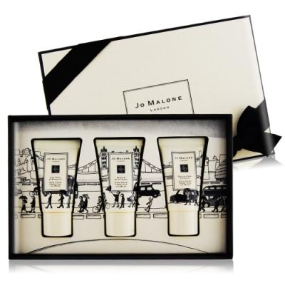 (期效品)Jo Malone 熱賣護手霜限量禮盒30mlX3-期效202007