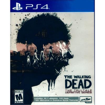 陰屍路:The Telltale 決定版合輯 Walking Dead-PS4 中英文美版