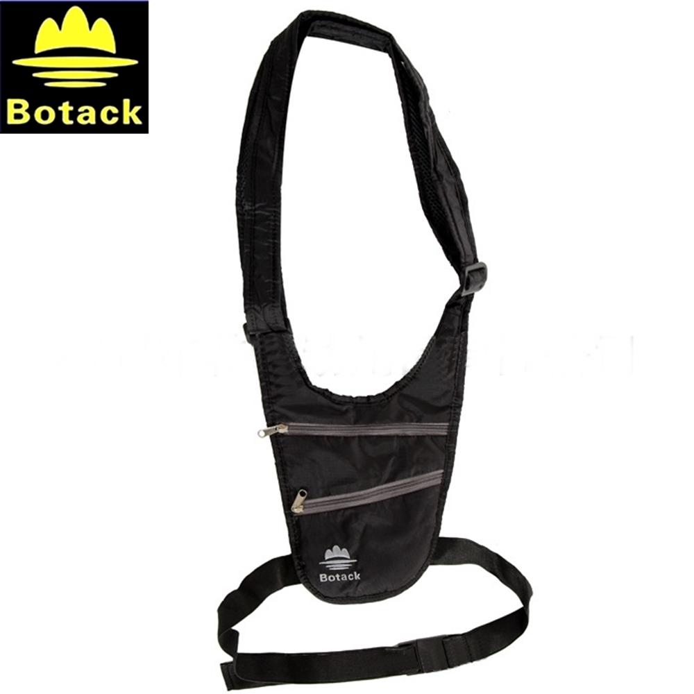 Botack防潑水旅行貼身腰包防竊包LMT2-12001