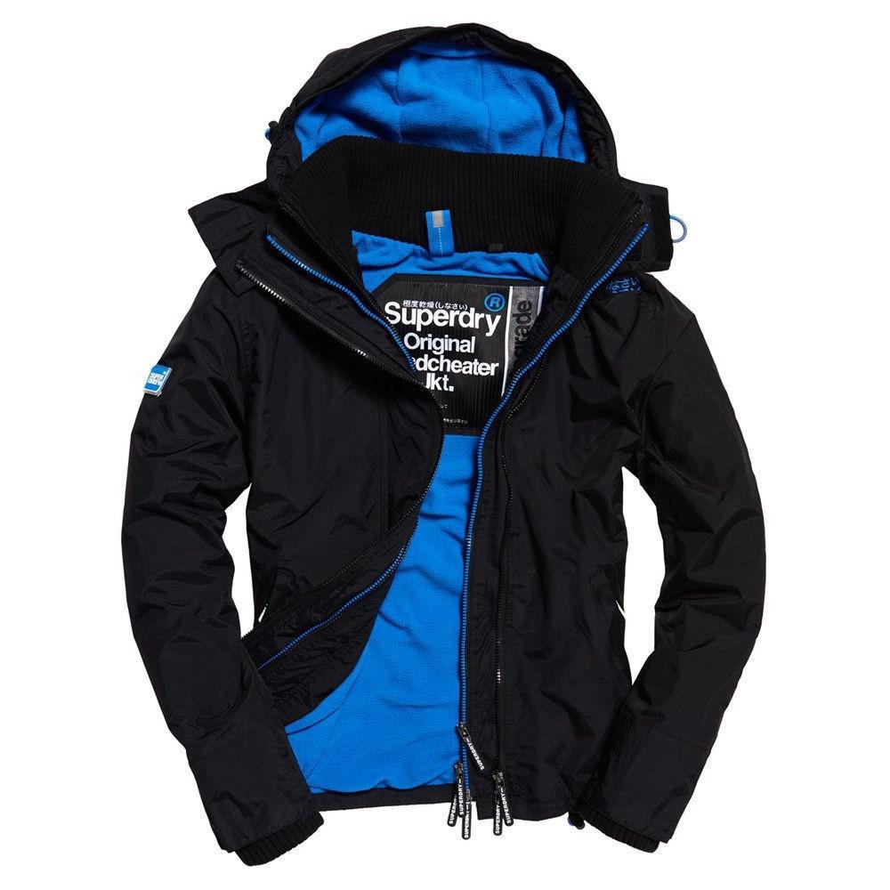 SUPERDRY 極度乾燥 男 外套 藍色 1370