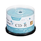 DIOO 櫻花版 52X CD-R 50片桶