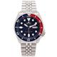 SEIKO 潛水運動風格機械錶(SKX009K2)-藍面X紅藍色框/40mm product thumbnail 1