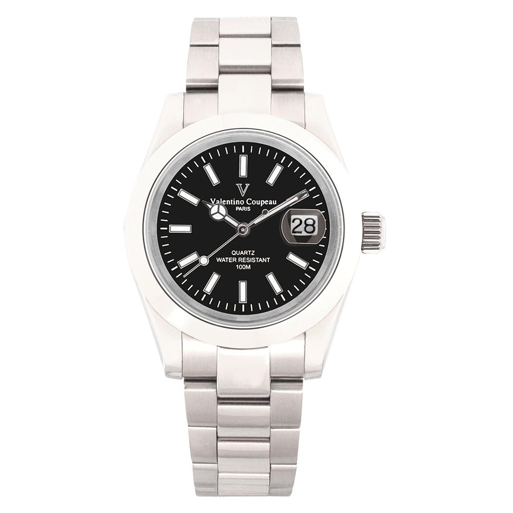 Valentino Coupeau范倫鐵諾古柏紳士悍將腕錶(三色選一)