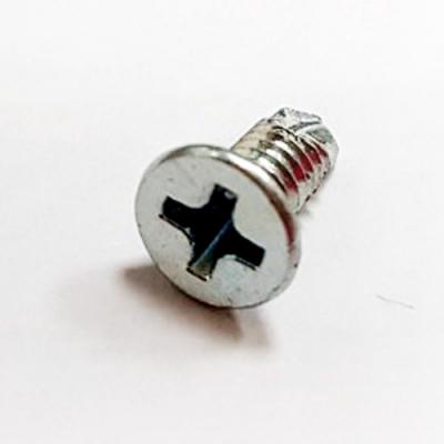 T9 十字自攻螺絲 8# × 3/8〞(100支/包) 電鍍自攻螺絲釘 平頭鑽尾螺絲