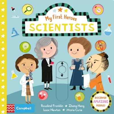 My First Heroes:Scientists 英雄系列操作書:科學家