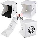 LIGHTROOM LED 網拍神器 便攜攝影棚 攜帶式攝影棚 微靜物拍攝方棚