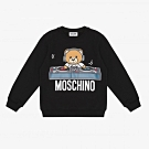 Moschino DJ泰迪黑色衛衣