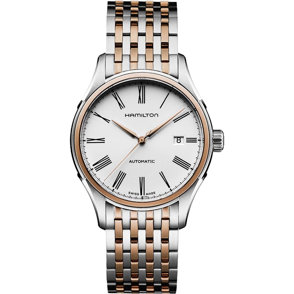 HAMILTON AMERICAN CLASSIC 經典大三針機械腕錶H39525214