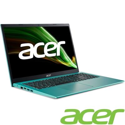 (福利品)Acer A315-58G-50M5 15吋筆電(i5-1135G7/MX350/8G/256G+1T/藍)