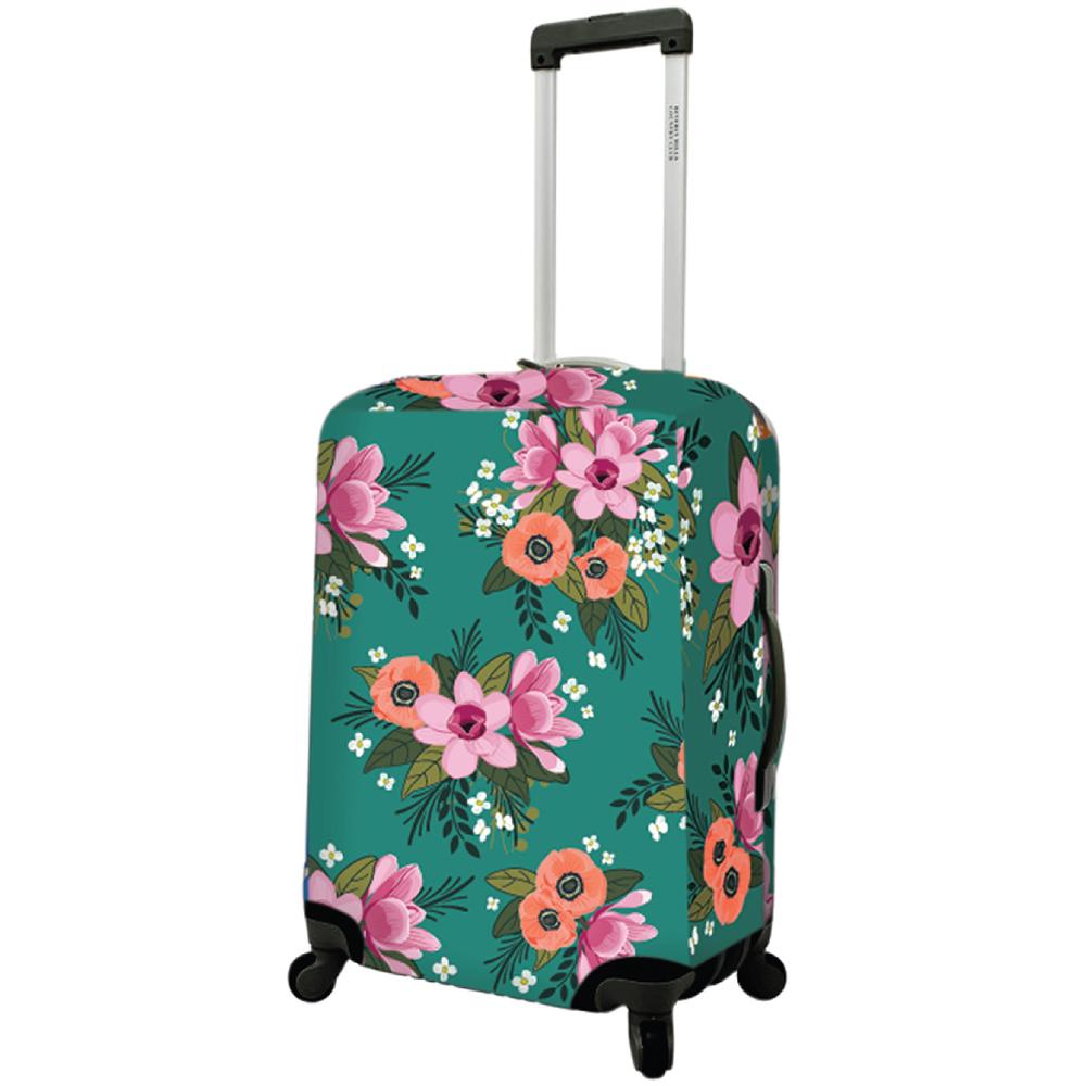 DQ 24吋行李箱套(花漾綠)