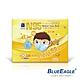 藍鷹牌 立體型2-4歲幼幼醫用口罩-50片x3盒(藍/綠/粉) product thumbnail 1