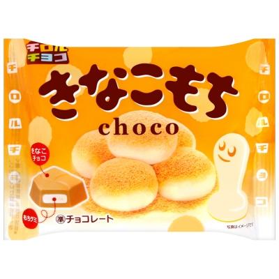 松尾 黃豆麻糬代可可脂巧克力(49g)