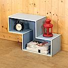 BuyJM魔術方塊防潑水N型收納櫃/置物櫃-DIY