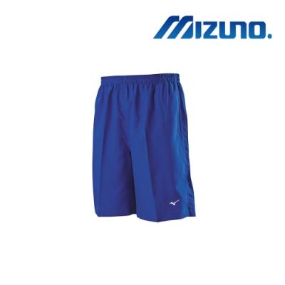 MIZUNO 美津濃 男路跑短褲 法國藍 J2TB8A0222
