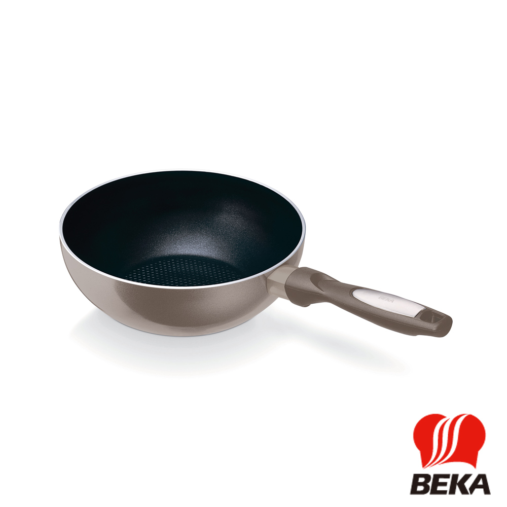 BEKA貝卡Pro Induc Pearl茵杜克珍珠鍋單柄炒鍋20cm
