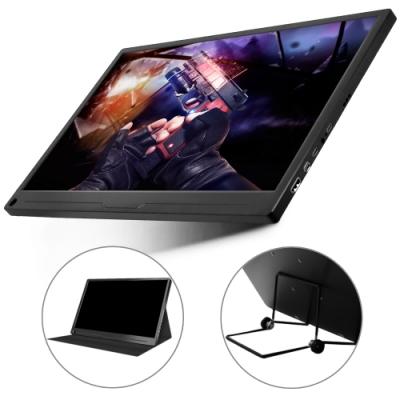 ZP17 17.3吋高畫質可攜式液晶螢幕 (附可立式皮套/螢幕支架)