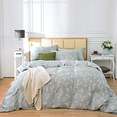 鴻宇 雙人特大床包薄被套組 天絲 萊塞爾 山荷葉 台灣製