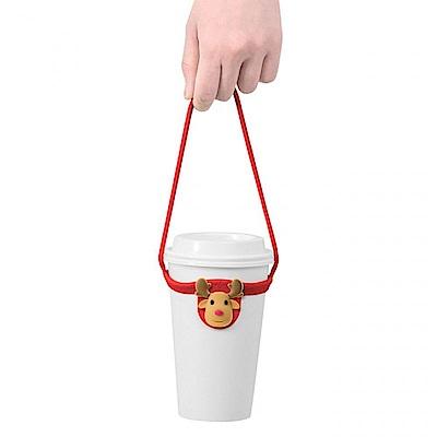 Bone Cup Tie 環保杯綁-飲料杯提袋再進化