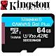 金士頓 Kingston 64GB 170MB/s U3 microSDXC UHS-I V30 A2 記憶卡 SDCG3/64GB product thumbnail 1